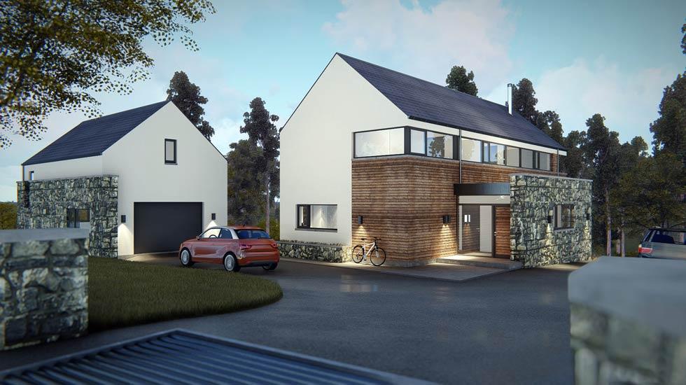 7 Dowra Leitrim House Design McCabe Architects
