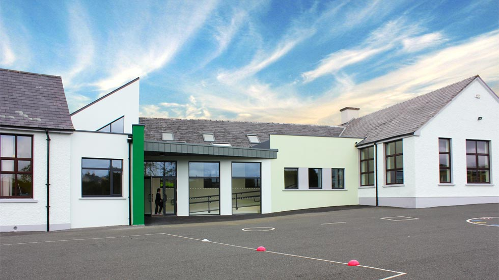 culfadda national school, sligo