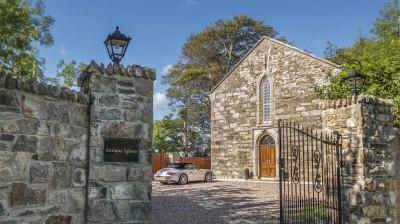 drumany church, letterkenny