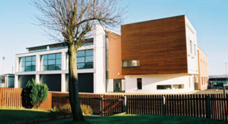 healthy living and learning centre, derry