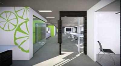 office refurb & fit-out, sligo