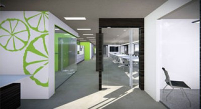 office refurb & fit-out, sligo